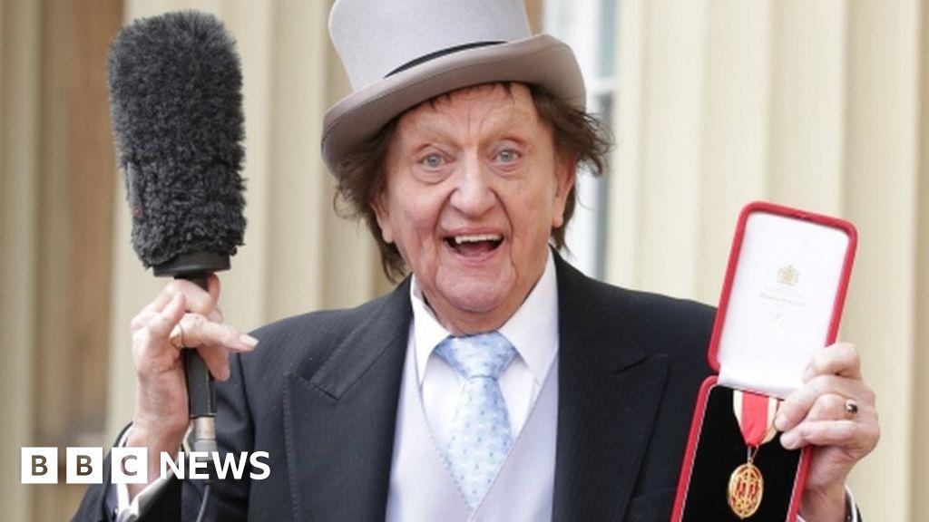 Comedy legend Sir Ken Dodd dies, aged 90