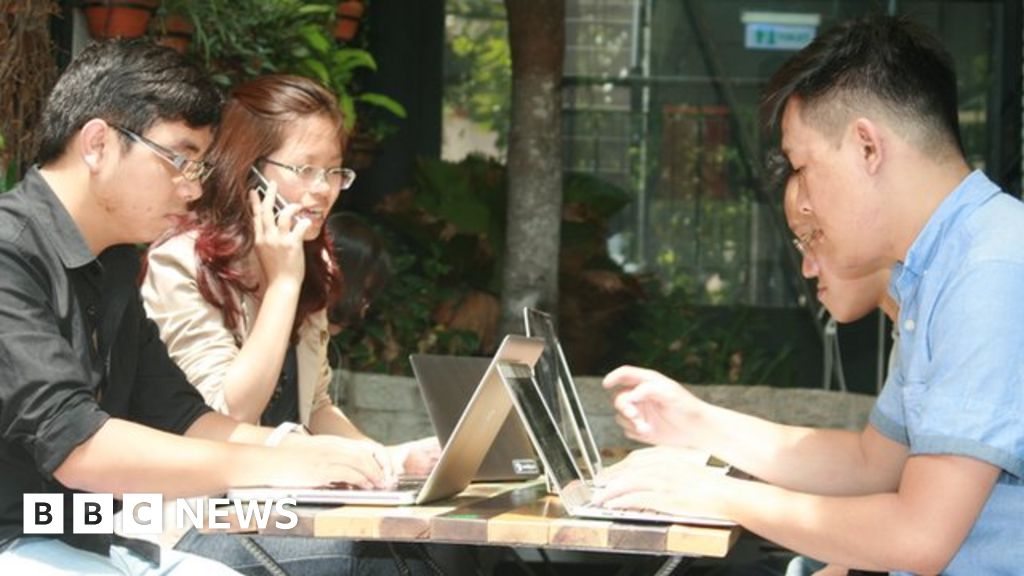 Vietnam's start-up queen