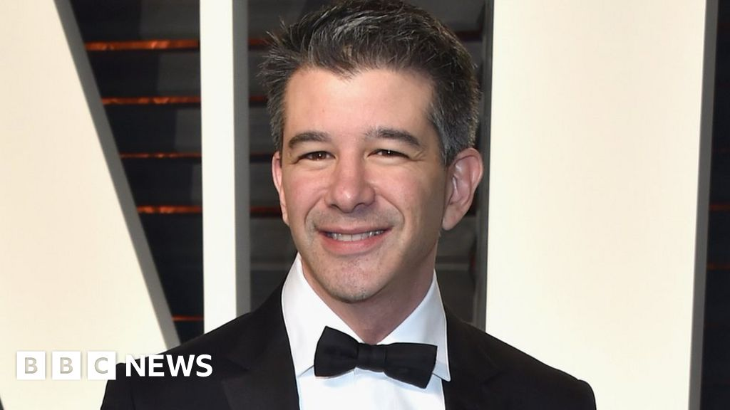 Uber co-founder Travis Kalanick a billionaire after $8bn investment deal