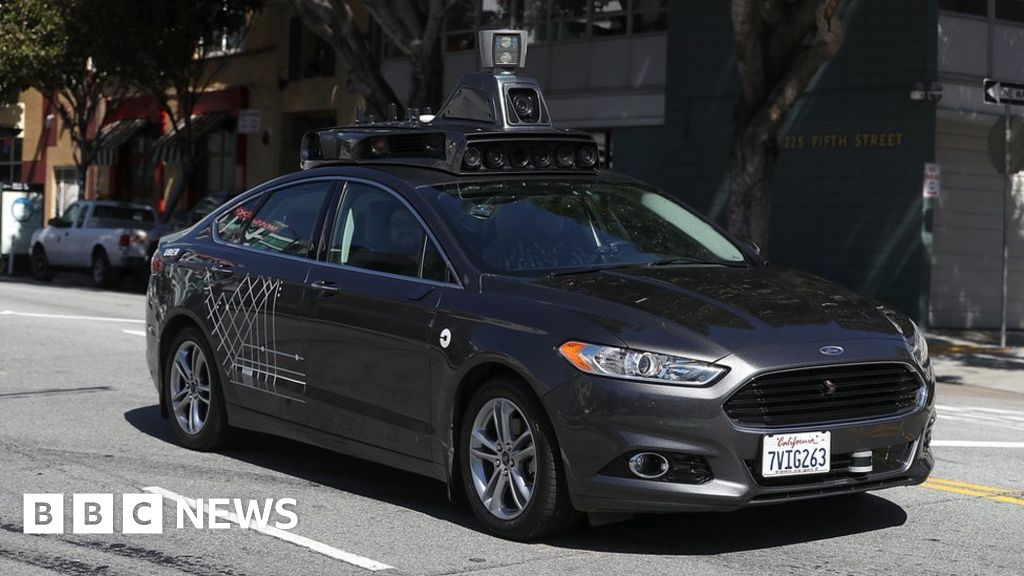 Uber halts self-driving tests after death