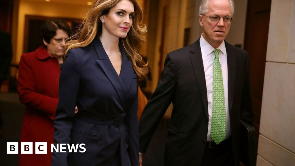 100202293 gettyimages 924951308 - Lengthy-time Trump aide Hope Hicks to resign