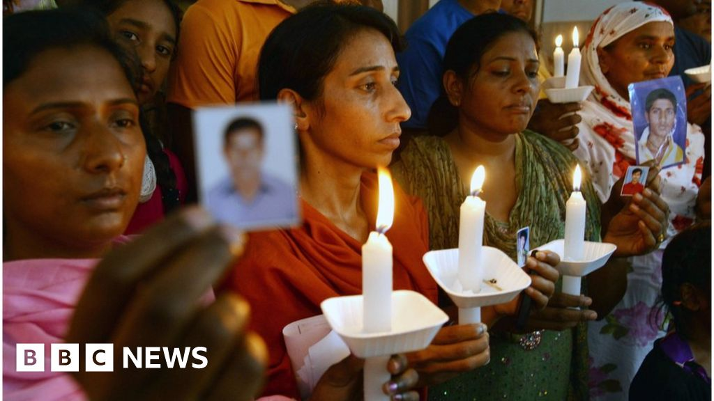 India confirms 39 workers killed by IS