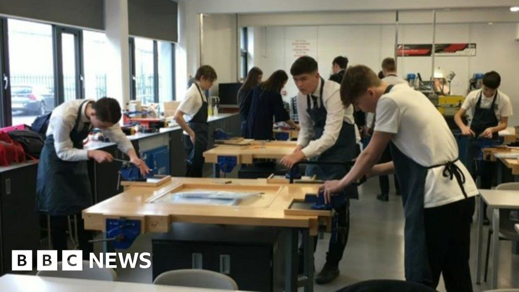Engineering push in valleys schools is a Welsh first