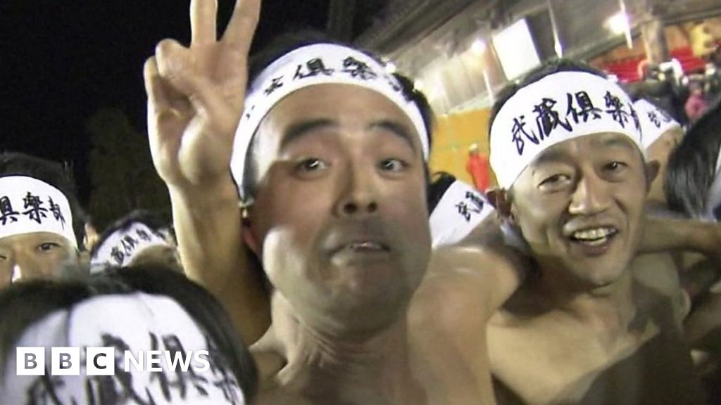 naked news in japan