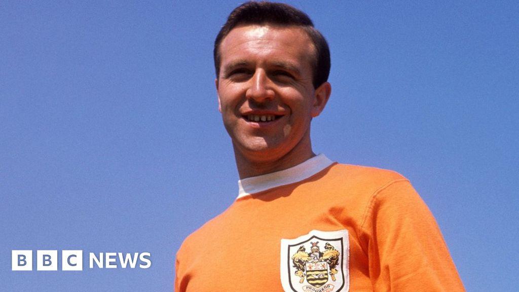 Former England captain Jimmy Armfield dies aged 82
