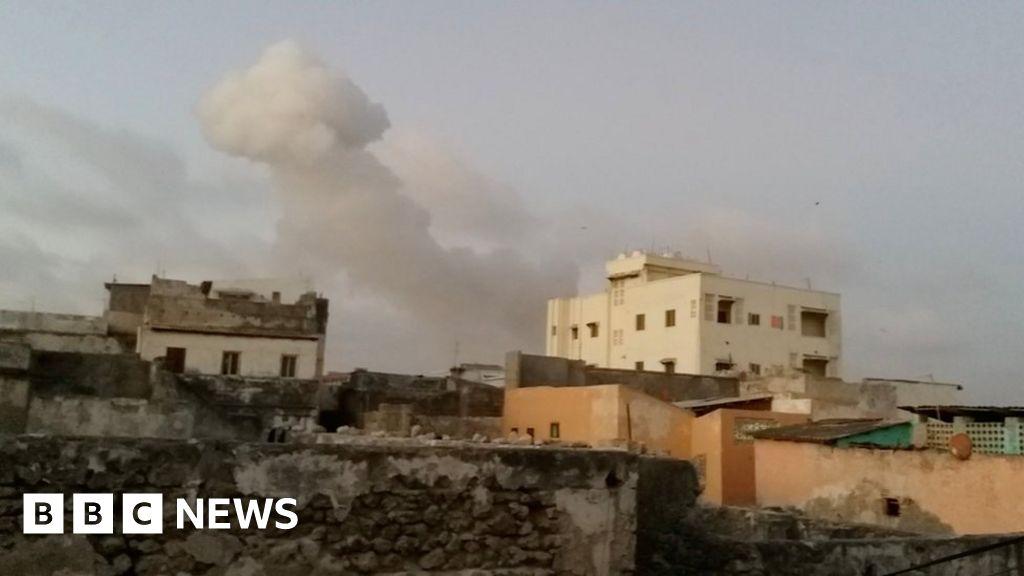 Car bombs kill dozens in Somali capital