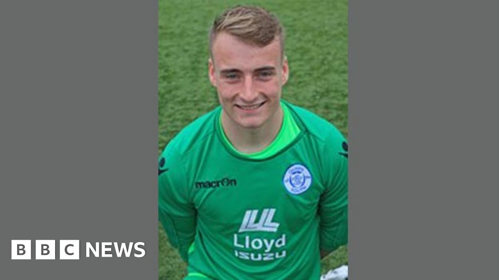 Keeper crisis after goalie hurt by cow