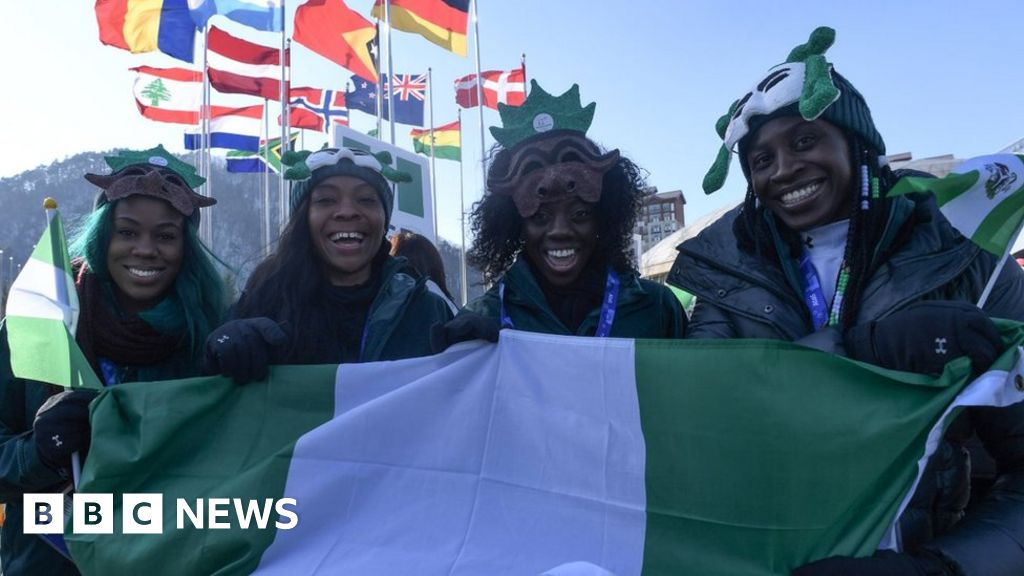 Africans at the Winter Olympics: Inspirational