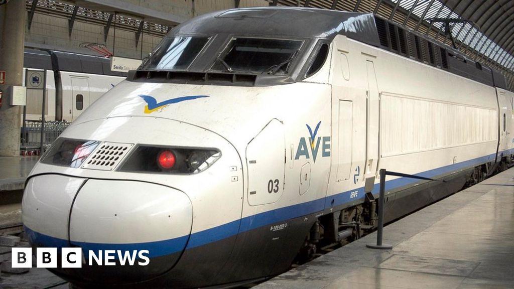 Spanish trains cancelled as women strike thumbnail