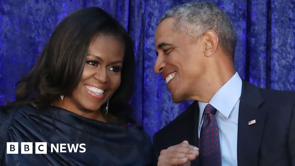 Obamas 'in talks to make Netflix shows'