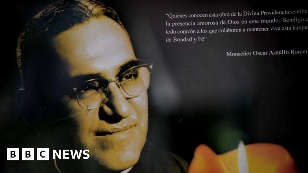 Killed Salvadorean archbishop Romero to be made a saint