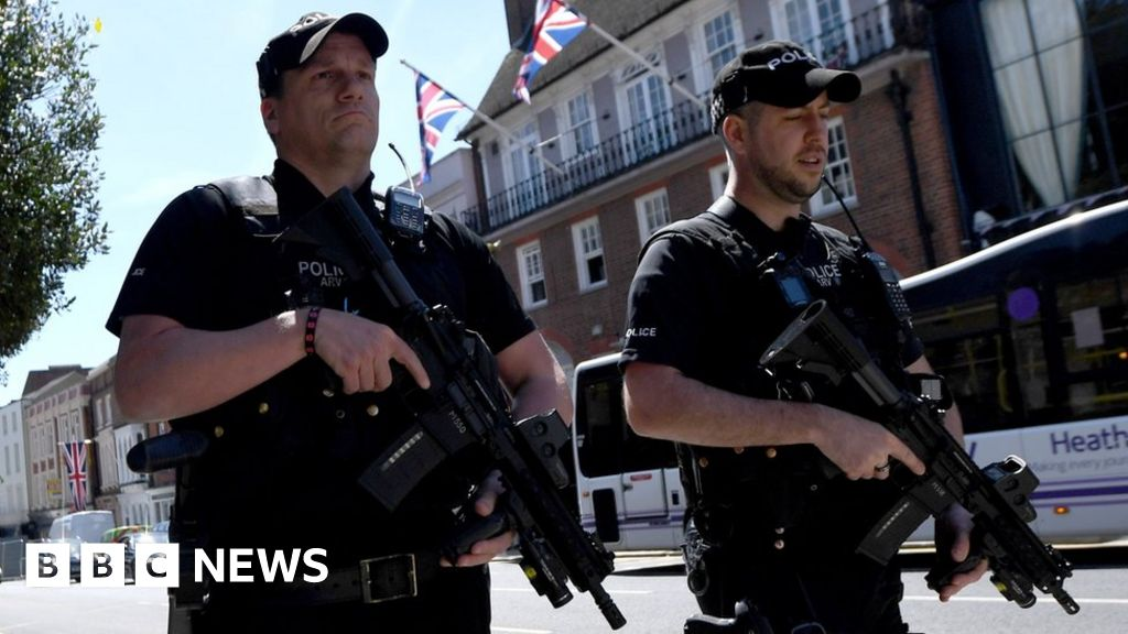 Rural police 'could routinely carry guns'