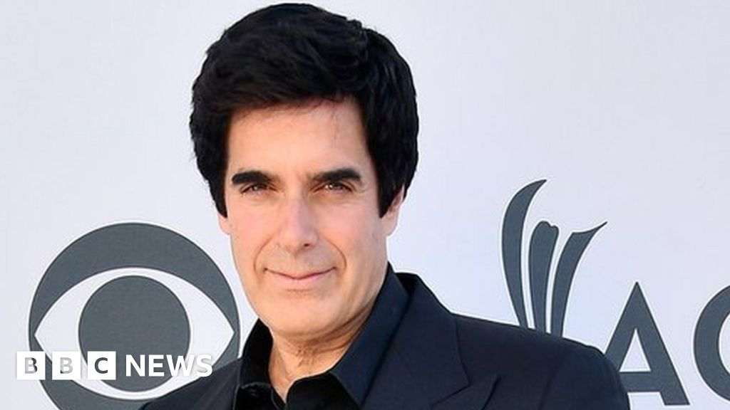 David Copperfield responds to sexual assault allegation