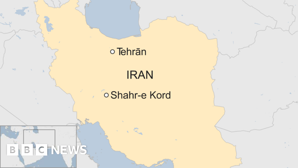 Iran plane crash: Turkish private jet 'catches fire'
