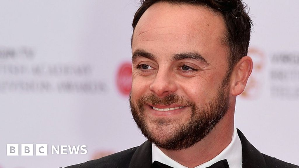 Ant McPartlin in drink-drive arrest