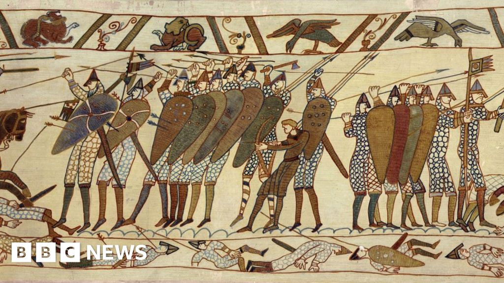 Bayeux Tapestry to be displayed in UK