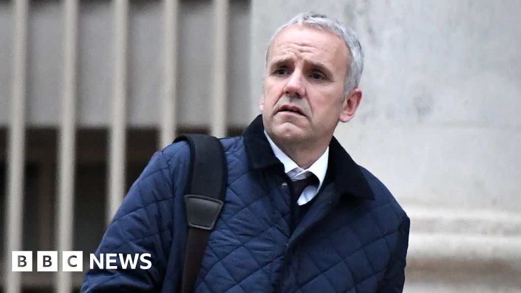 Accountant Jeffrey Bevan jailed for £1.3m Bermuda theft