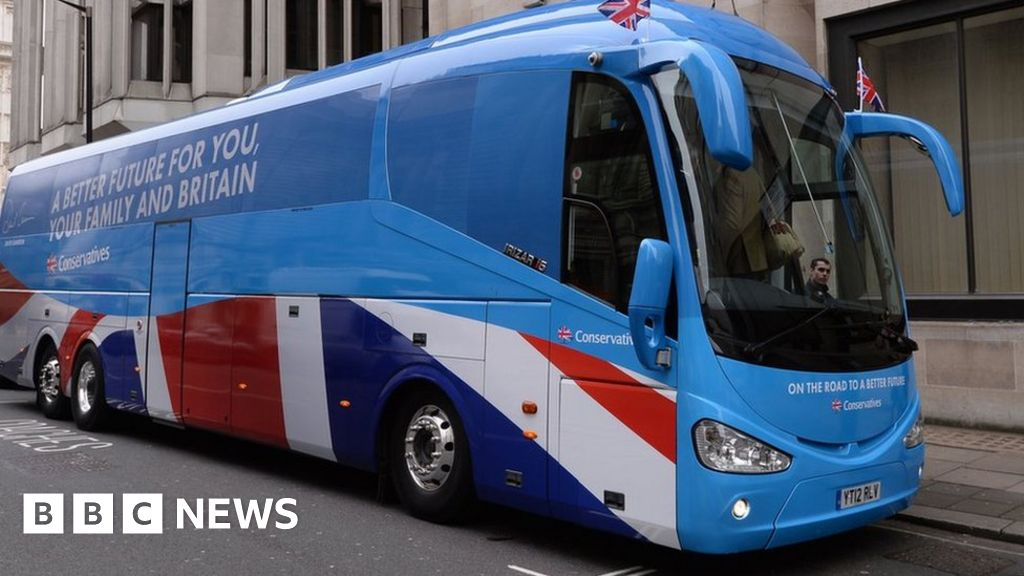 No charges over 2015 Conservative battle bus cases - BBC News | 1024 x 576 jpeg 88kB