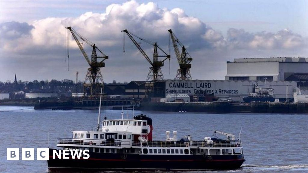 Cammell Laird shipyard: Two 24-hour strikes announced by GMB members