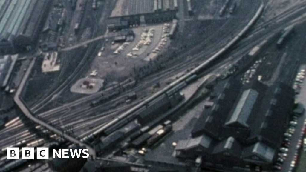 Derby Marks 40 Years Since Being Granted City Status Bbc