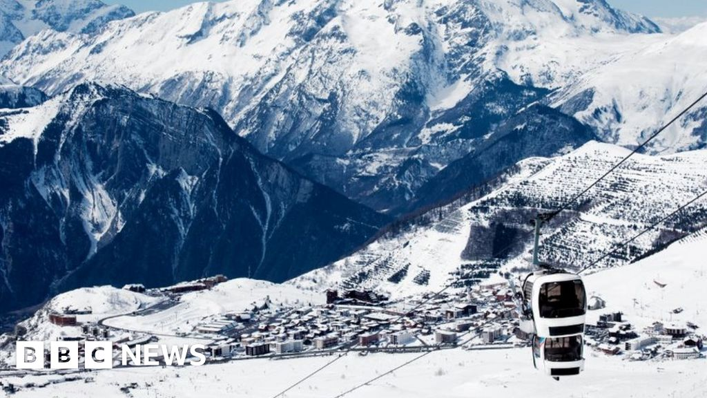British skier killed in French Alps cliff fall