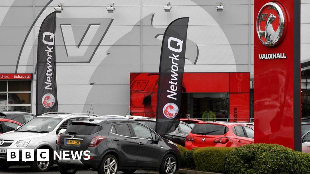 Vauxhall slims down dealer network