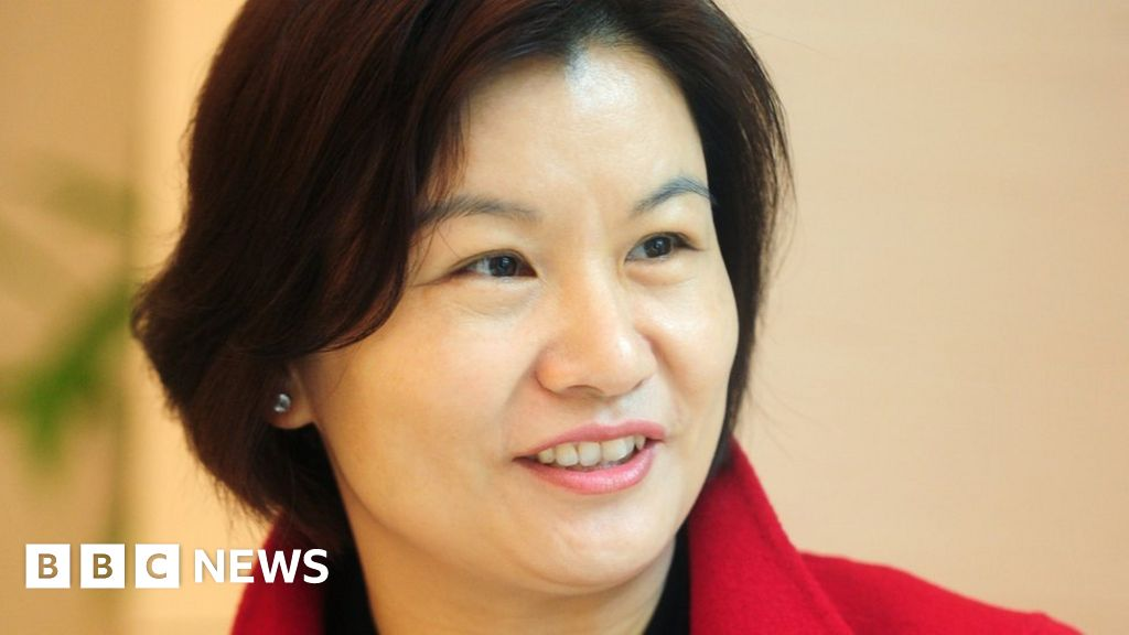 China dominates self-made woman rich list
