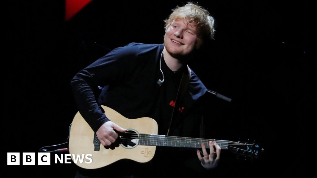 Ed Sheeran: 'I worried about being fat'