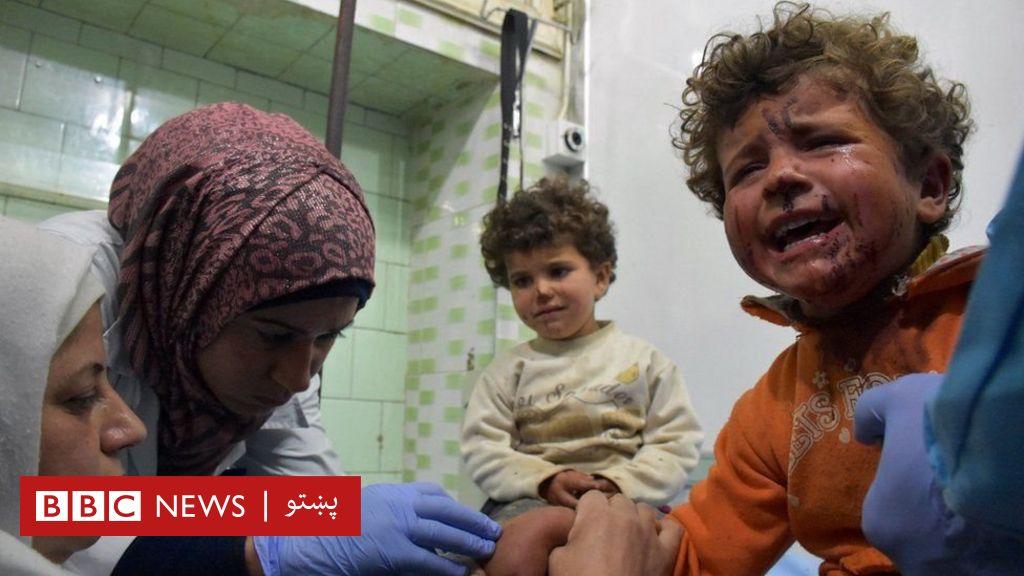 سوریه کي خونړی برید؛ د وژل شویو شمېر له سلو اوښتی
