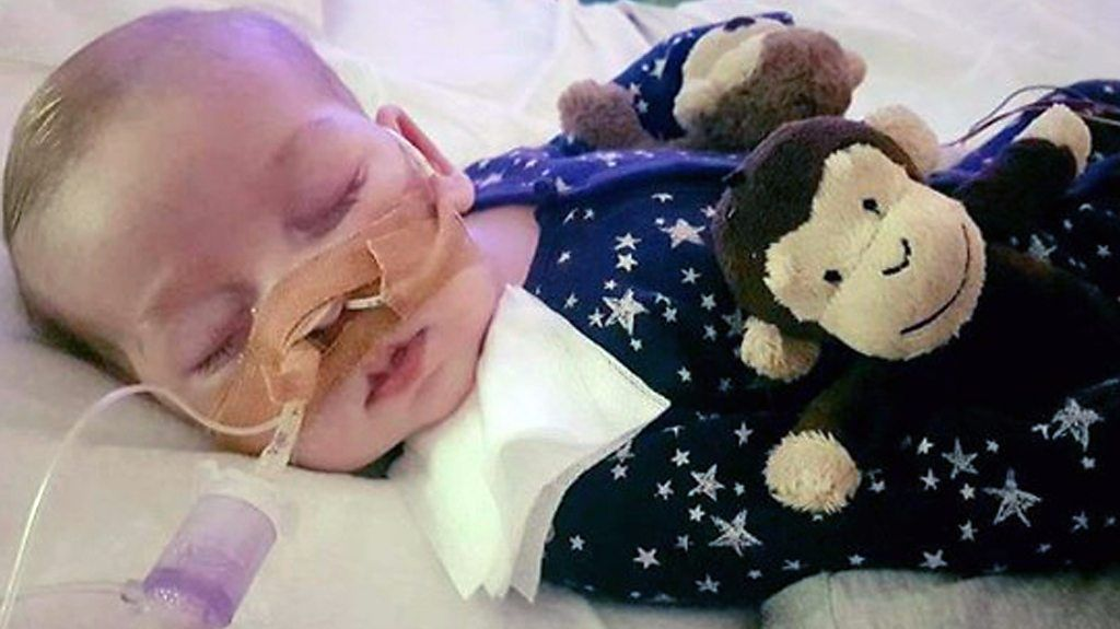 Charlie Gard is 'still fighting', says family spokesman