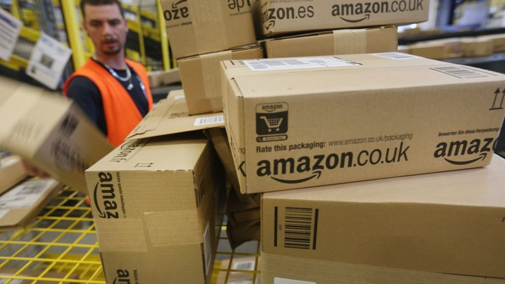US couple stole goods worth $1.2m from Amazon