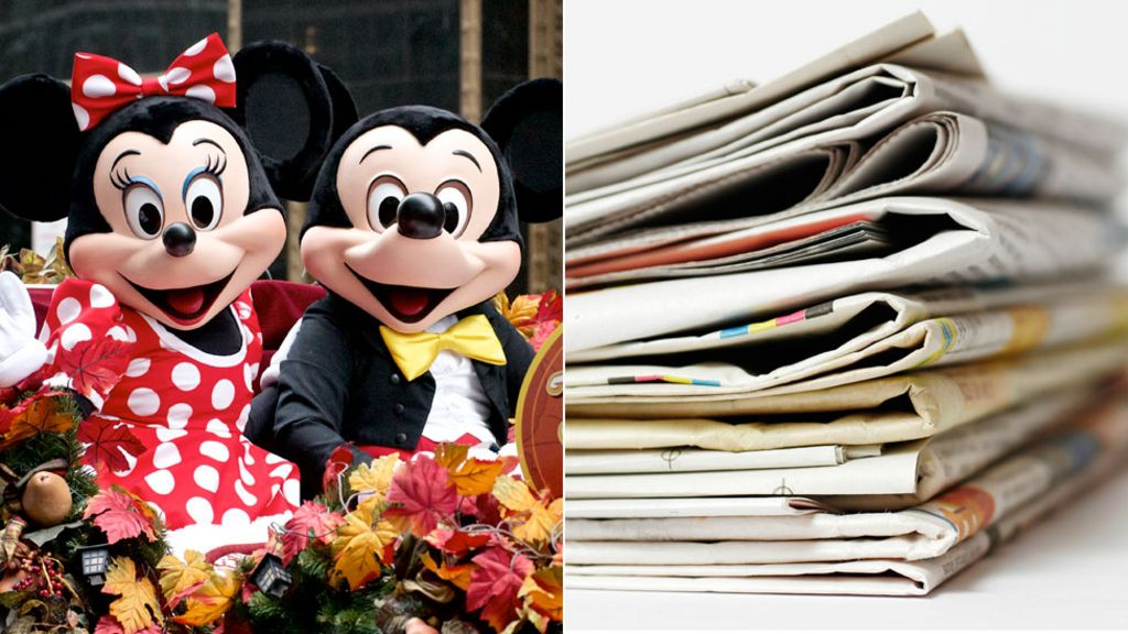 Disney v the LA Times: What's the story?