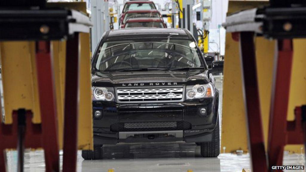 Tata motors hit by weak jaguar land rover sales in china for Tata motors range rover