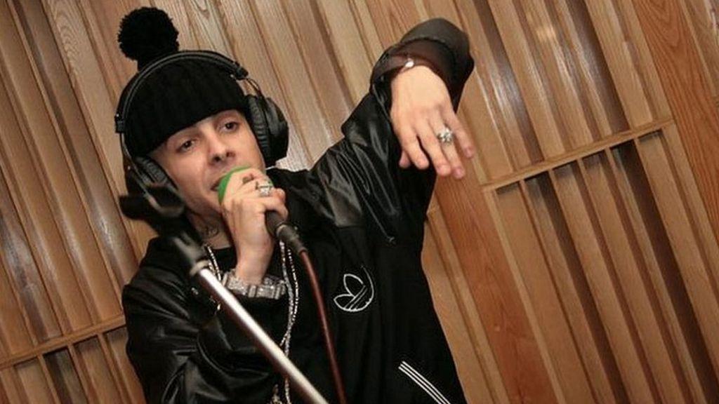 Former N-Dubz rapper Dappy sentenced for knife possession