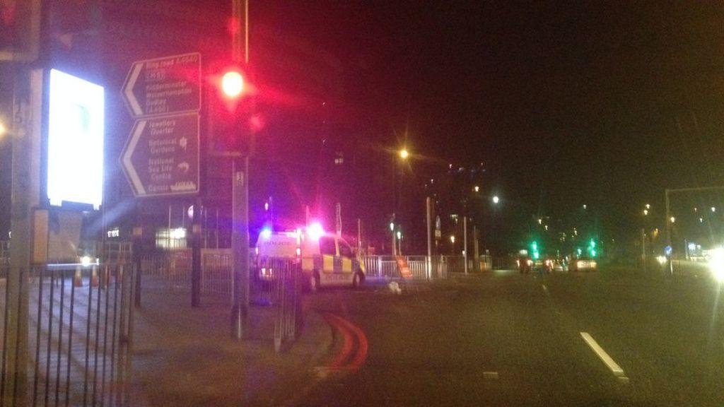 Six people dead in multi-vehicle crash in Birmingham