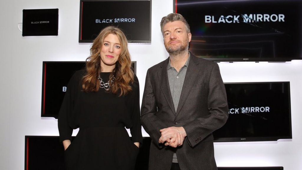 Charlie Brooker: Expect the most varied series of Black Mirror yet