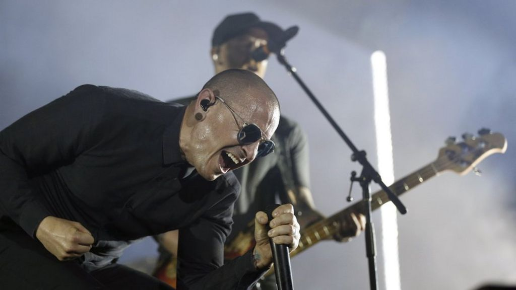Linkin Park's Chester Bennington dies