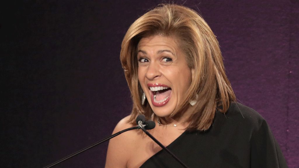 Hoda Kotb officially replaces Matt Lauer on Today show