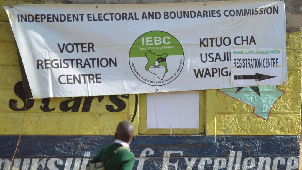 Kenya election: Peter Gichira charged with attempted suicide