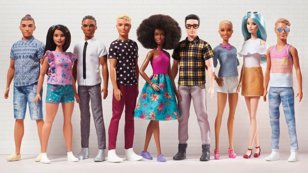 Mattel makes over Ken doll line