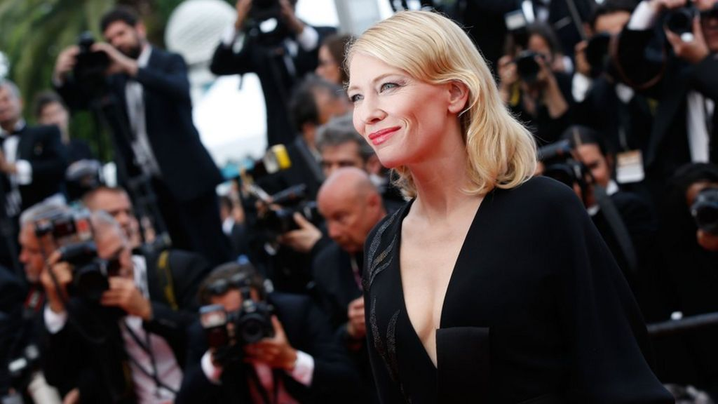 Cate Blanchett to chair 2018 Cannes Film Festival jury