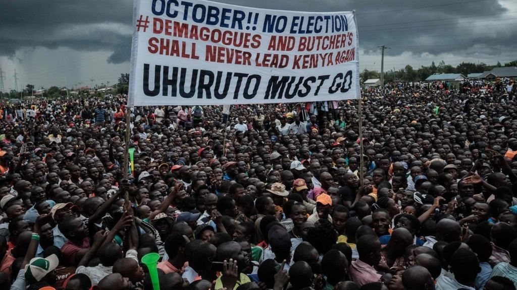 Kenya Elections Set for Thursday as Crisis Deepens