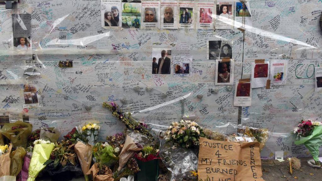 Grenfell Tower final death toll stands at 71