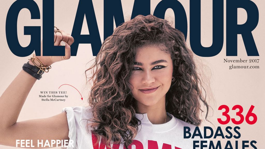 Glamour magazine goes 'digital first' and cuts back print editions