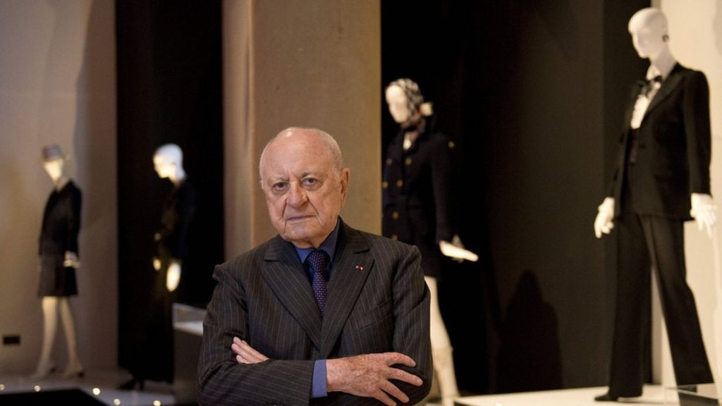 pierre berg partner of yves saint laurent dies at 86 bbc news. Black Bedroom Furniture Sets. Home Design Ideas