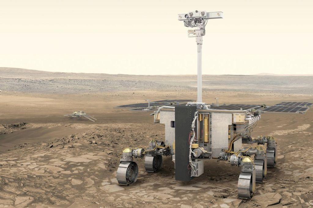mars rover bbc bitesize - photo #2