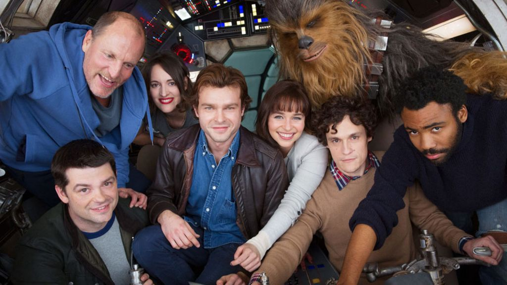 Han Solo: Directors Phil Lord and Christopher Miller leave mid-production