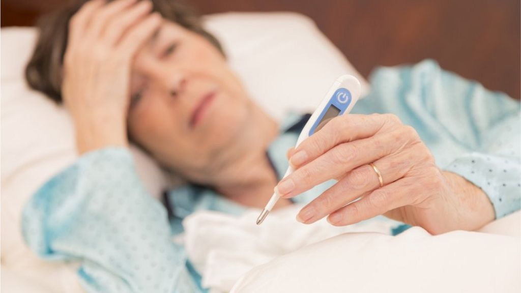 Sharp rise in flu hospital admissions in England
