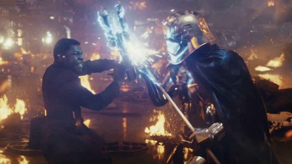 Star Wars: The Last Jedi - the most divisive film ever?