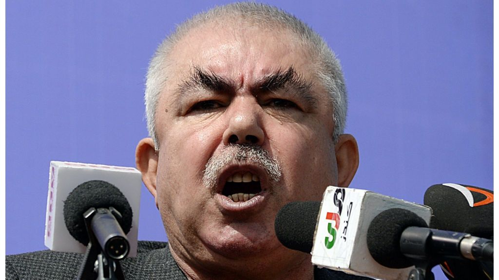Afghan Vice-President Dostum flies to Turkey amid torture claims